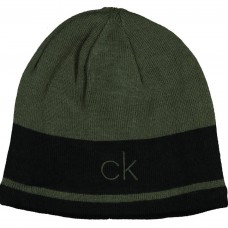 Calvin Klein Chaki šilta kepurė
