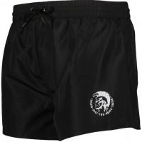 Diesel Black Logo šortai