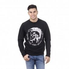 Diesel megztinis Black/White