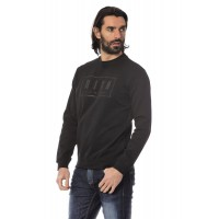 John Richmond Black vyriškas džemperis