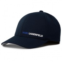 Karl Lagerfeld kepurė su snapeliu