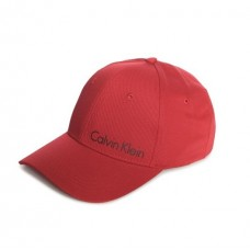 Calvin Klein Red kepurė su snapeliu