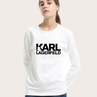 Karl Lagerfeld moteriškas džemperis