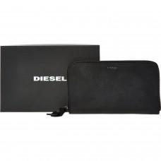 Diesel natūralios odos piniginė