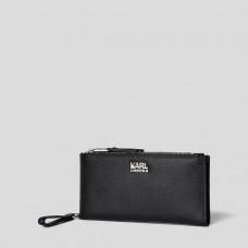 Karl Lagerfeld odinė piniginė