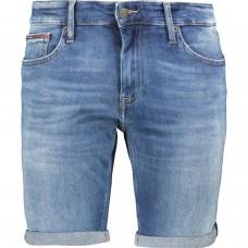 Tommy Jeans džinsiniai šortai