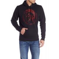 Diesel vyriškas džemperis su gaubtu
