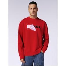 Diesel RED vyriškas džemperis